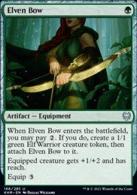 Elven Bow - Kaldheim