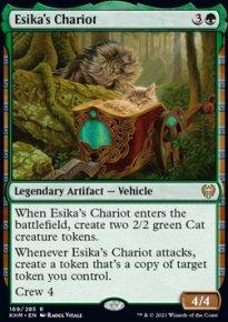 Esika's Chariot 1 - Kaldheim