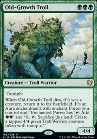 Old-Growth Troll -