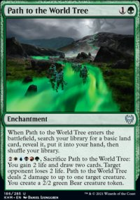 Path to the World Tree -