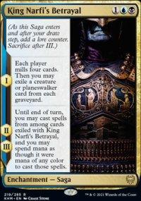 King Narfi's Betrayal -