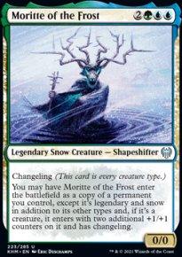Moritte of the Frost 1 - Kaldheim