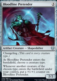 Bloodline Pretender - Kaldheim