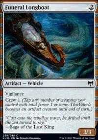 Funeral Longboat -