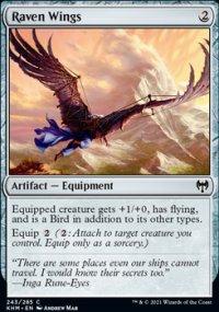 Raven Wings -