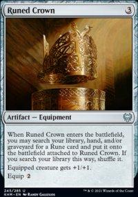 Runed Crown -
