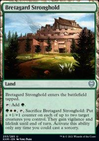 Bretagard Stronghold -