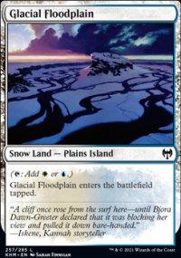 Glacial Floodplain -