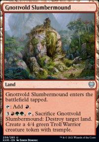 Gnottvold Slumbermound -