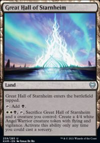 Great Hall of Starnheim -
