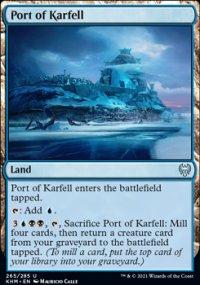 Port of Karfell - Kaldheim