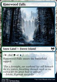 Rimewood Falls -