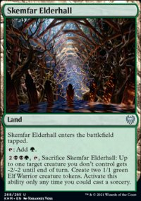 Skemfar Elderhall -