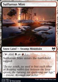 Sulfurous Mire -