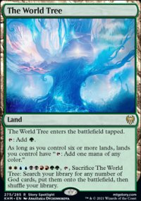 The World Tree 1 - Kaldheim