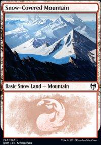 Snow-Covered Mountain 2 - Kaldheim