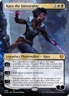 Kaya the Inexorable -