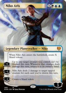 Niko Aris 2 - Kaldheim