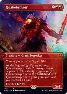 Quakebringer -