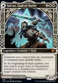 Halvar, God of Battle -