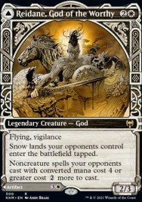Reidane, God of the Worthy 2 - Kaldheim