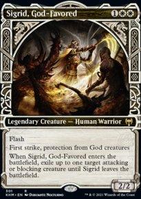 Sigrid, God-Favored -