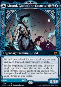 Alrund, God of the Cosmos 2 - Kaldheim