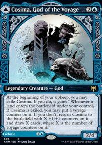 Cosima, God of the Voyage 2 - Kaldheim