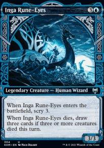 Inga Rune-Eyes -