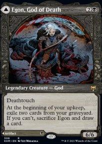 Egon, God of Death 2 - Kaldheim