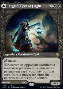 Tergrid, God of Fright 2 - Kaldheim
