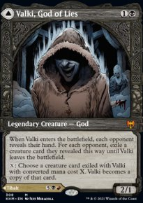 Valki, God of Lies -