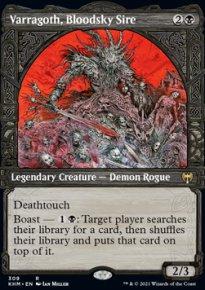 Varragoth, Bloodsky Sire -