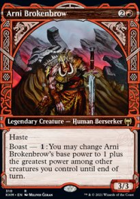 Arni Brokenbrow -