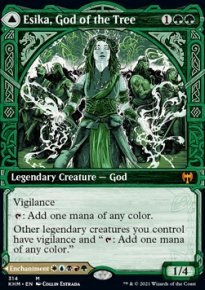 Esika, God of the Tree -