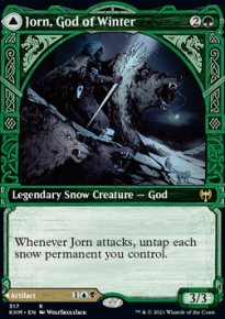 Jorn, God of Winter 2 - Kaldheim
