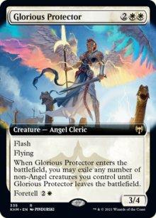 Glorious Protector -