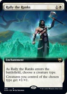 Rally the Ranks -
