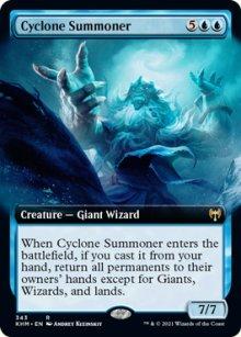 Cyclone Summoner -