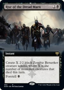 Rise of the Dread Marn -