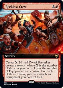 Reckless Crew -