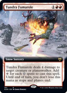 Tundra Fumarole -