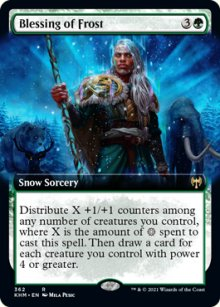 Blessing of Frost -