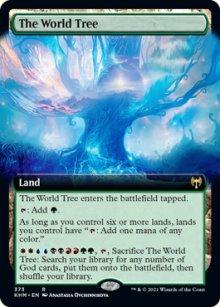 The World Tree -