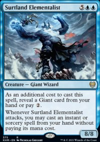 Surtland Elementalist -