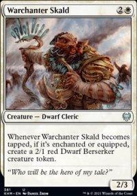 Warchanter Skald -