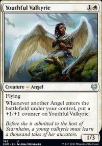 Youthful Valkyrie -