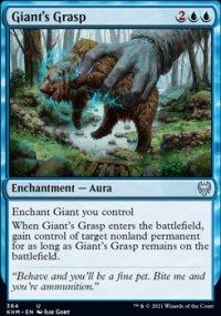Giant's Grasp -