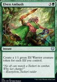 Elven Ambush -