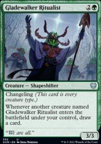 Gladewalker Ritualist -